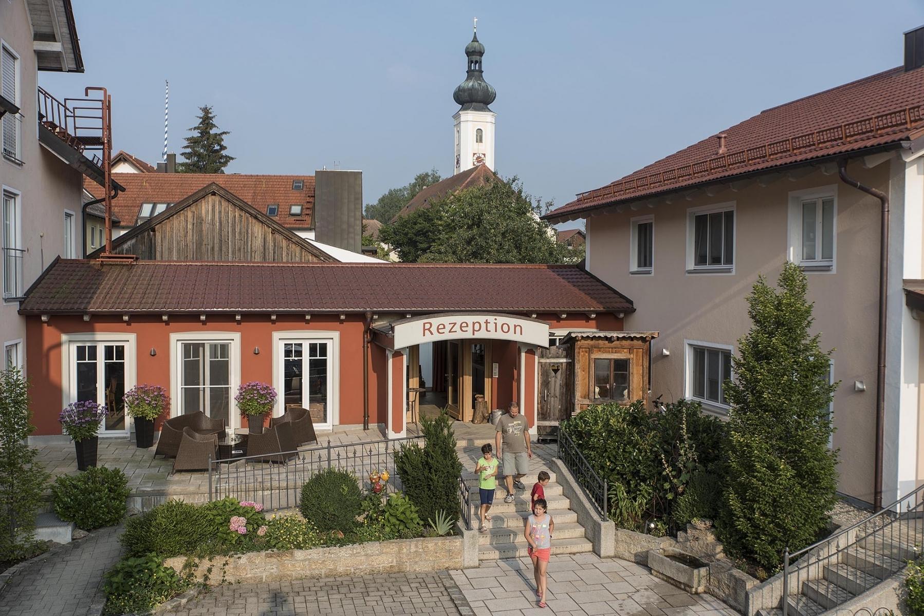 Willkommen im Gästehaus Zehmerhof