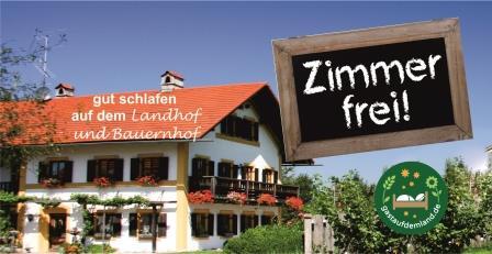 Bauernhof Urlaub München